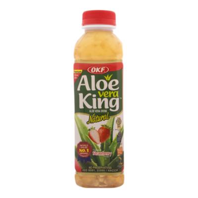 OKF Aloe vera aardbei