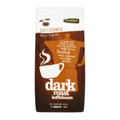 Huismerk Dark Roast Koffiebonen