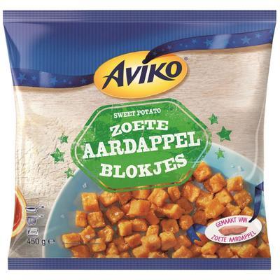 Aviko Zoete Aardappel Blokjes