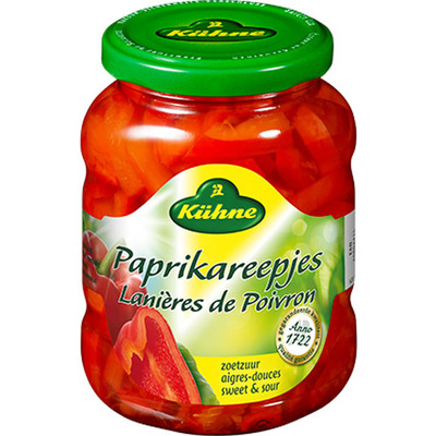 Kuhne Paprika zoetzuur