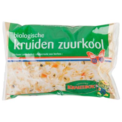 Krautboy Zuurkool kruiden biologisch