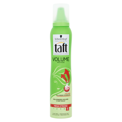 Taft Volume Mousse Mega Strong