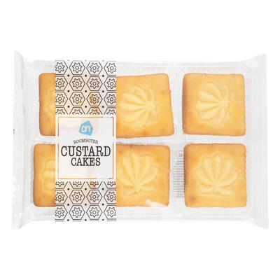 Huismerk Custardcakes