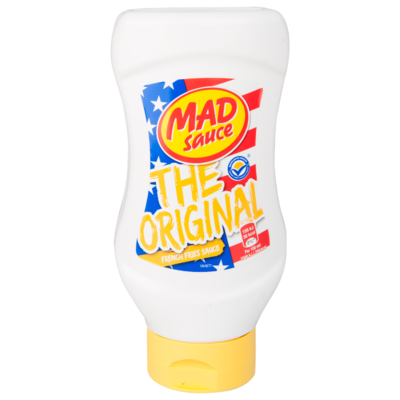 Gouda's Glorie Mad sauce the original