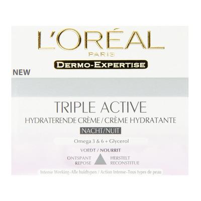 L'Oréal Dermo triple active night