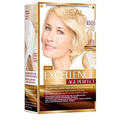 L'Oréal Excellence age perfect 10.03