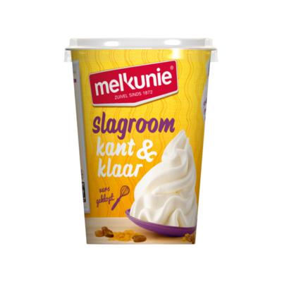 Melkunie Slagroom Kant en Klaar