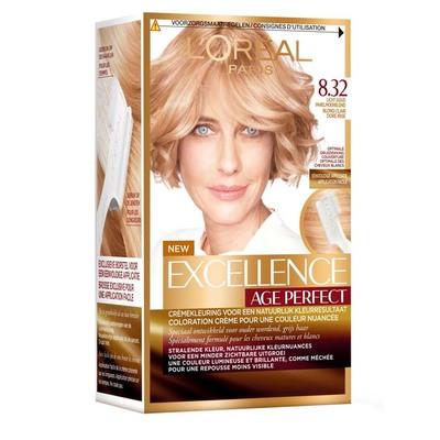 L'Oréal Excellence age perfect 8.32