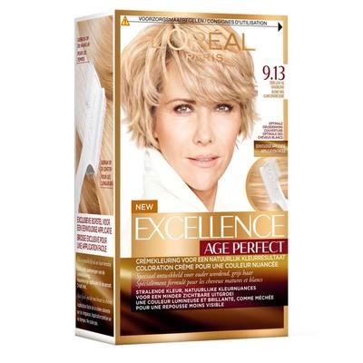 L'Oréal Excellence age perfect 9.13