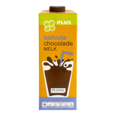 Huismerk Halfvolle chocolademelk Fairtrade