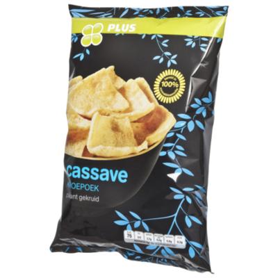 PLUS Kroepoek Cassave