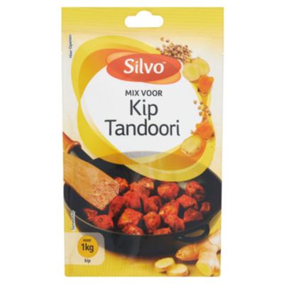 Silvo Mix kip tandoor
