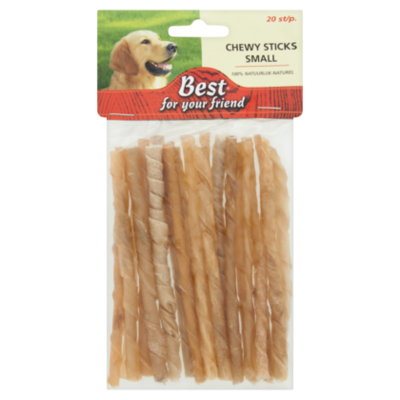Best For Your Friend Chewy sticks small