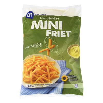 Huismerk Mini friet