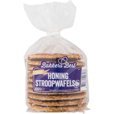 Bakkers Best Stroopwafels honing