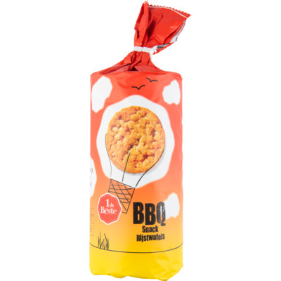 Rijstwafels barbecue