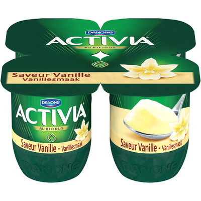 Activia Standyoghurt vanille
