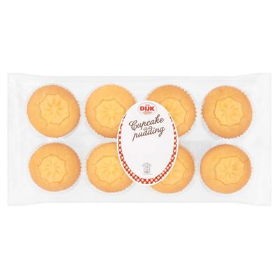 Van Dijk Cupcakes 8 stuks
