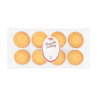 Van Dijk Cupcake Pudding