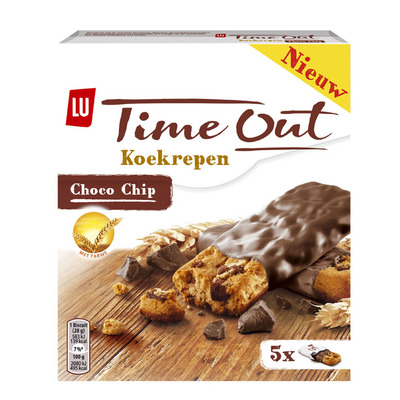 Time Out Koekrepen choco chip