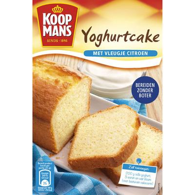 Koopmans Mix voor yoghurtcake