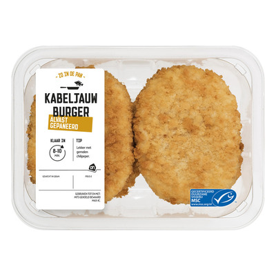 Huismerk Kabeljauwburger