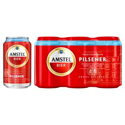 Amstel Koud Pilsener Blik