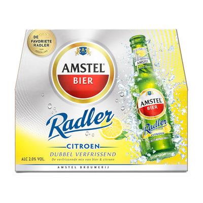 Amstel Radler citroen Draaidop