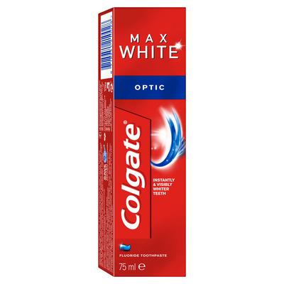 Colgate Max white optic tandpasta