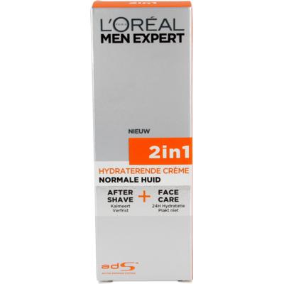 L'Oréal Paris Men Expert Hydra Energetic Aftershave + Crème