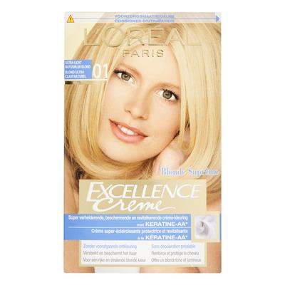 L'Oréal Excellence crème 01 ultra-licht blond