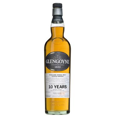 Glengoyne Single malt Scotch whisky 10 years