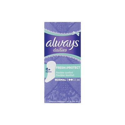 Always Dailies Fresh Scent Inlegkruisjes Normaal