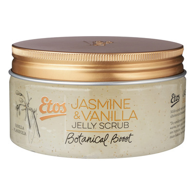 Huismerk Botanical Jasmine & vanille scrub