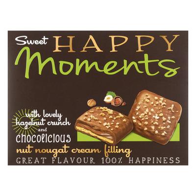 Nora Happy moments hazelnuts nut nougat
