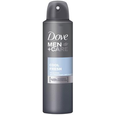Dove Deodorant spray men cool fresh