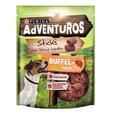 Adventuros Sticks met buffelwildsmaak