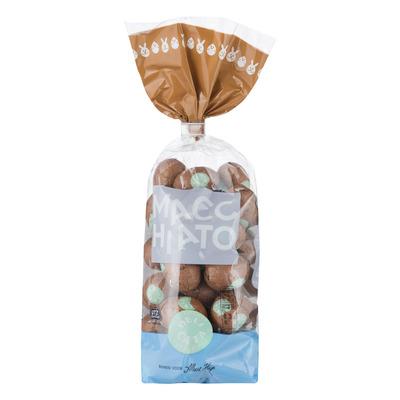 Huismerk Chocolade eitjes macchiato