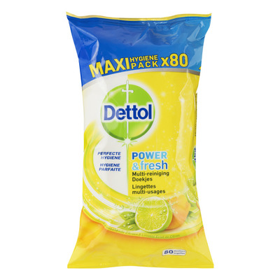 Dettol Power & fresh citrus