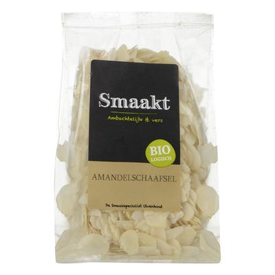 Smaakt Amandelschaafsel