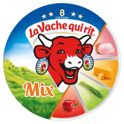La Vache Quirit Boite ronde mix