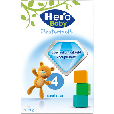 Hero Baby 4 peutermelk