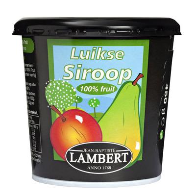 Lambert Luikse siroop peer/ appel