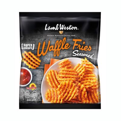 LambWeston Waffle fries
