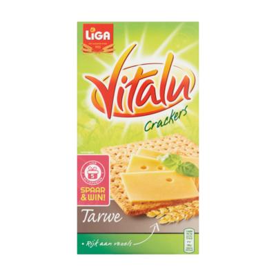 Liga Vitalu Crackers Tarwe