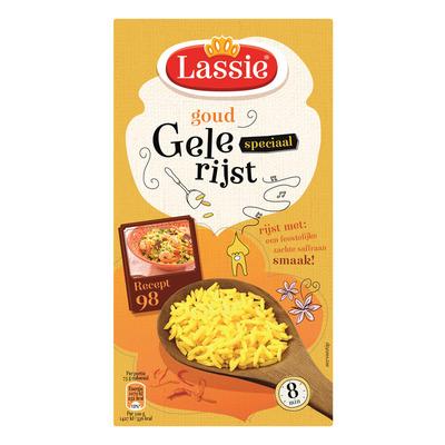 Lassie Gele rijst
