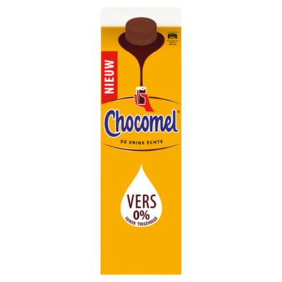 Chocomel Verse chocolademelk 0%