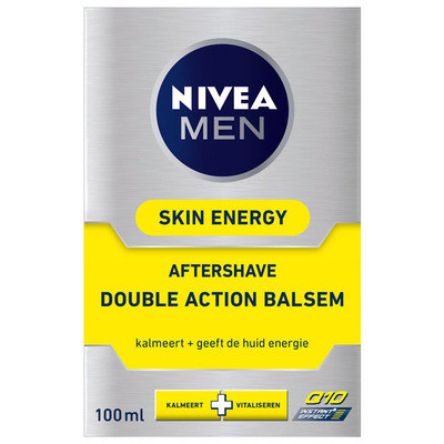 Nivea Men aftershave double action balsem