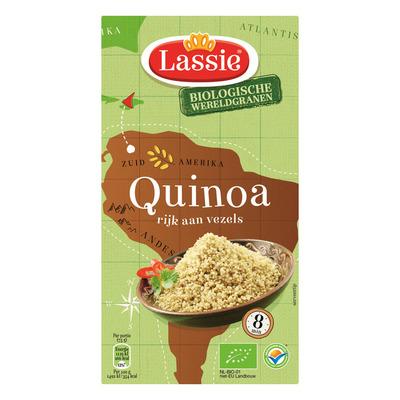 Lassie Quinoa biologische wereldgranen