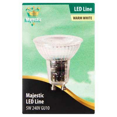 Majestic Smb Led Lamp Warm White 5W